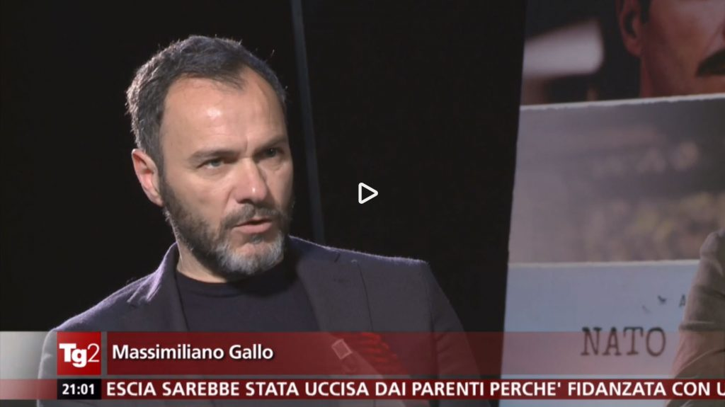 Nato a Casal di Principe video Tg2